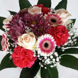 bukiet kwiatowe szaleństwo
