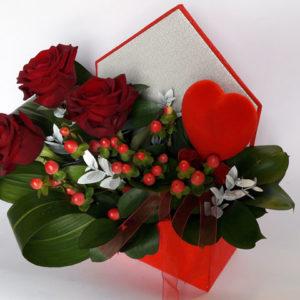 flowerbox koperta