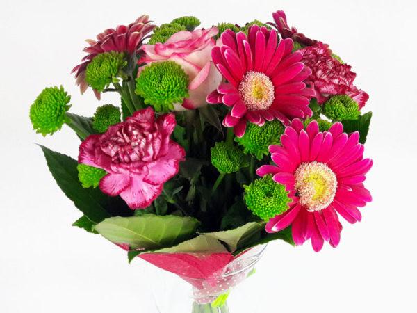 Bukiet różowy